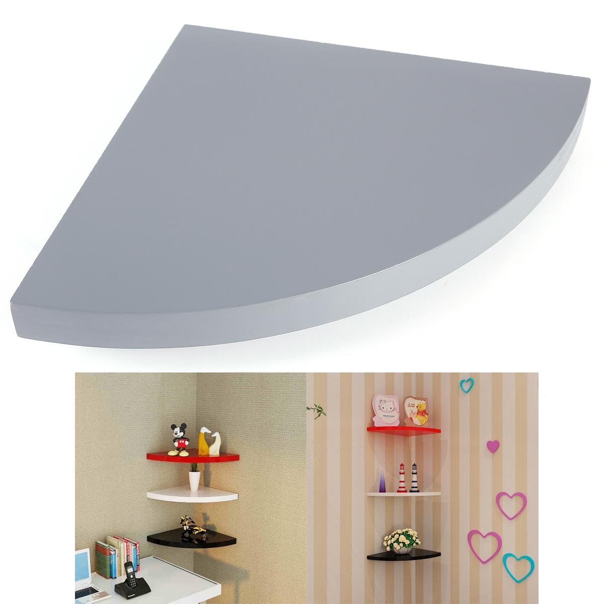 Kitchen Corner Wall Shelving