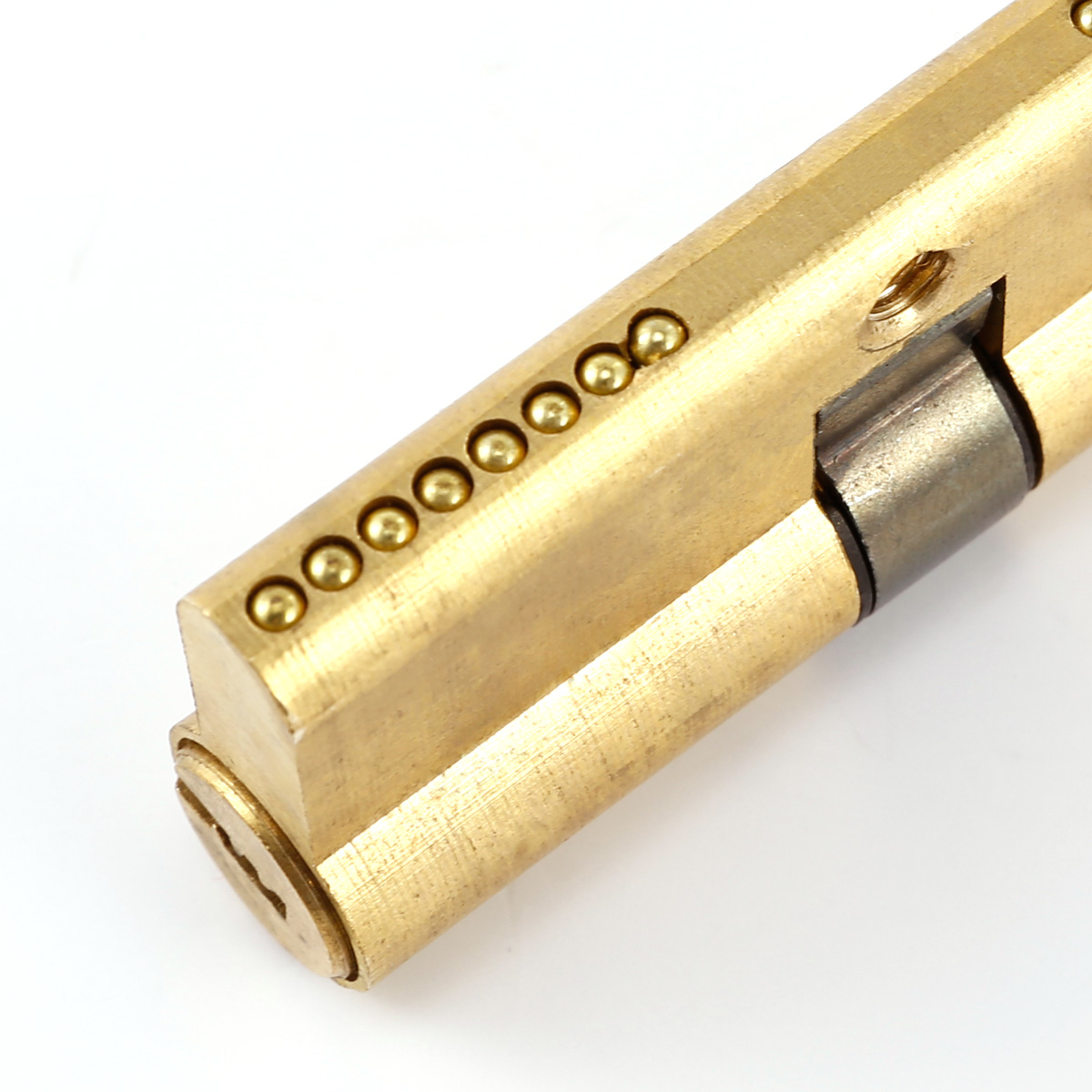 how to make a barrel lock key