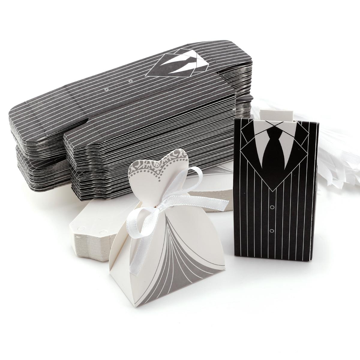 100 200 x hochzeit gastgeschenk s igkeiten schokolade geschenkbox kartonage ebay. Black Bedroom Furniture Sets. Home Design Ideas