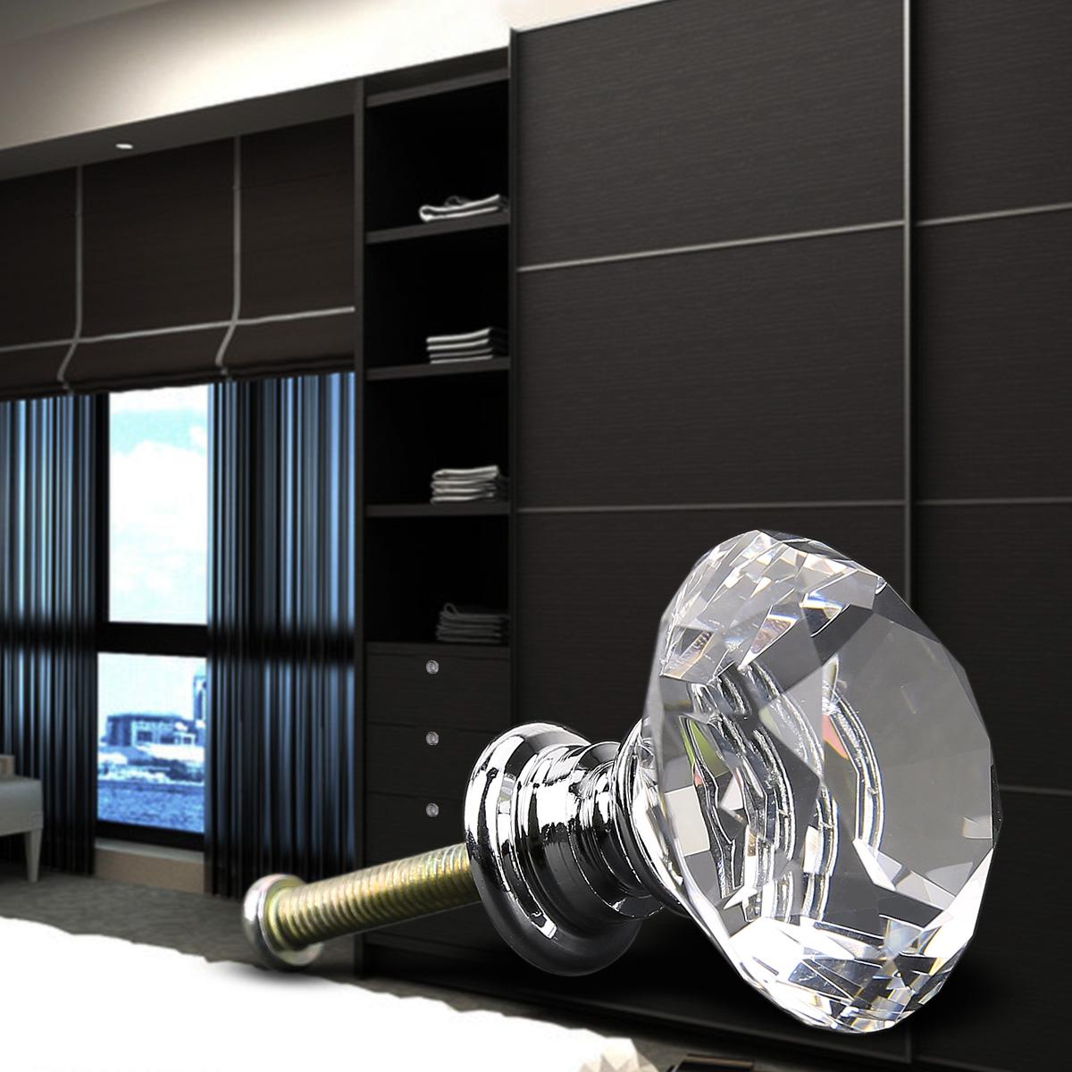 8pcs pomo para puerta de armario tirador de mueble de - Pomos puertas armarios ...