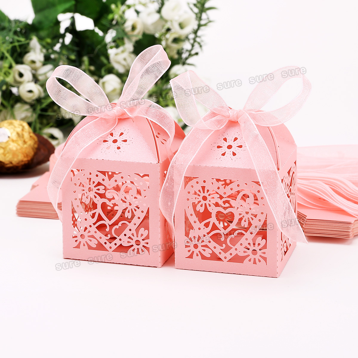 chocolate wedding favors uk - 28 images - luxury wedding favour ...