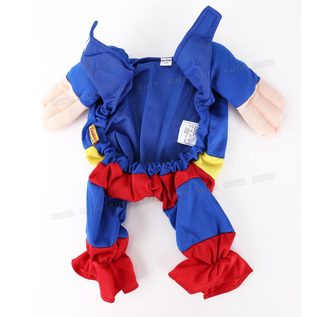 Disfraz Superman Disfraz Superman Para Perro