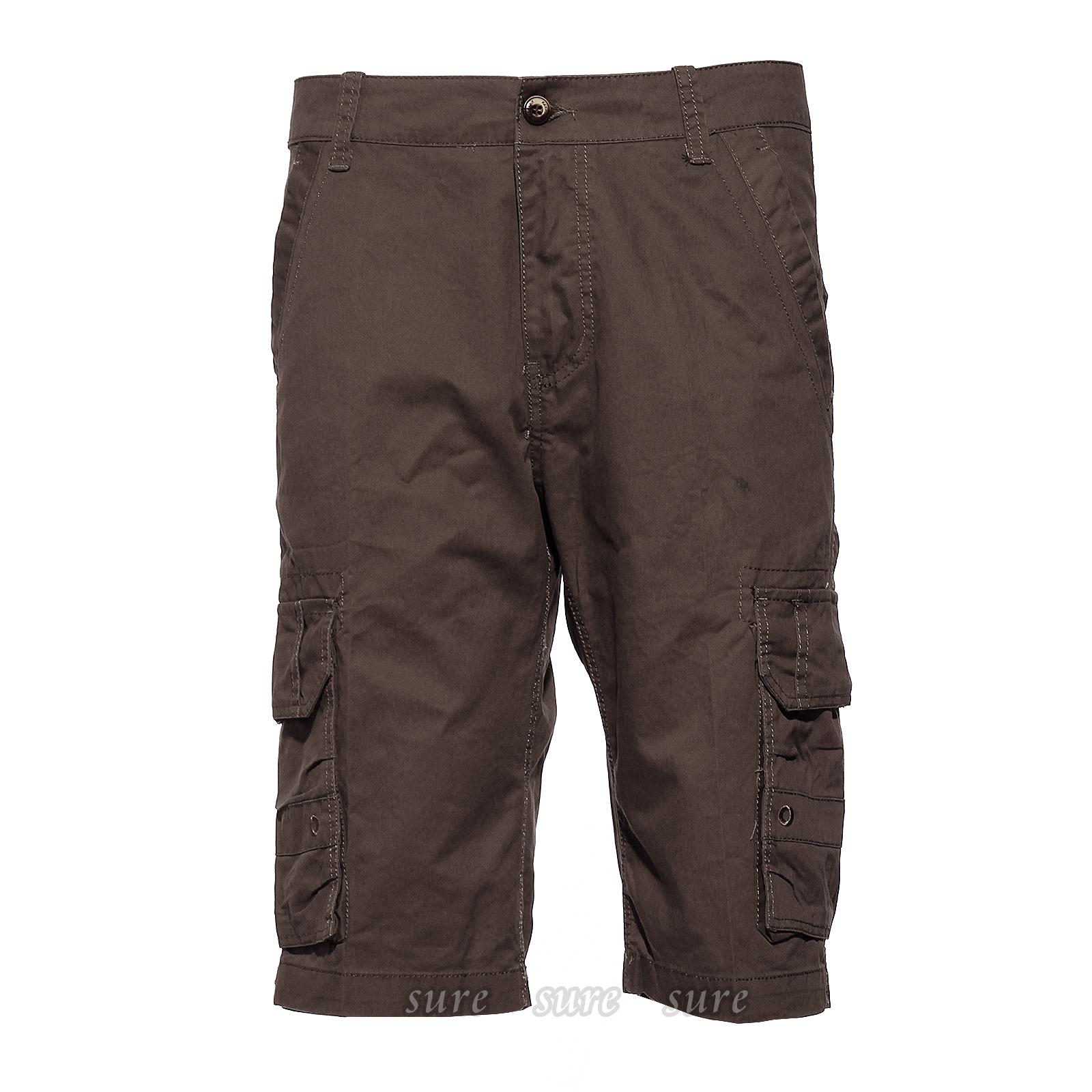 pantacourt cargo bermuda pantalon short homme sport 36 38 40 3couleur style 2 ebay. Black Bedroom Furniture Sets. Home Design Ideas