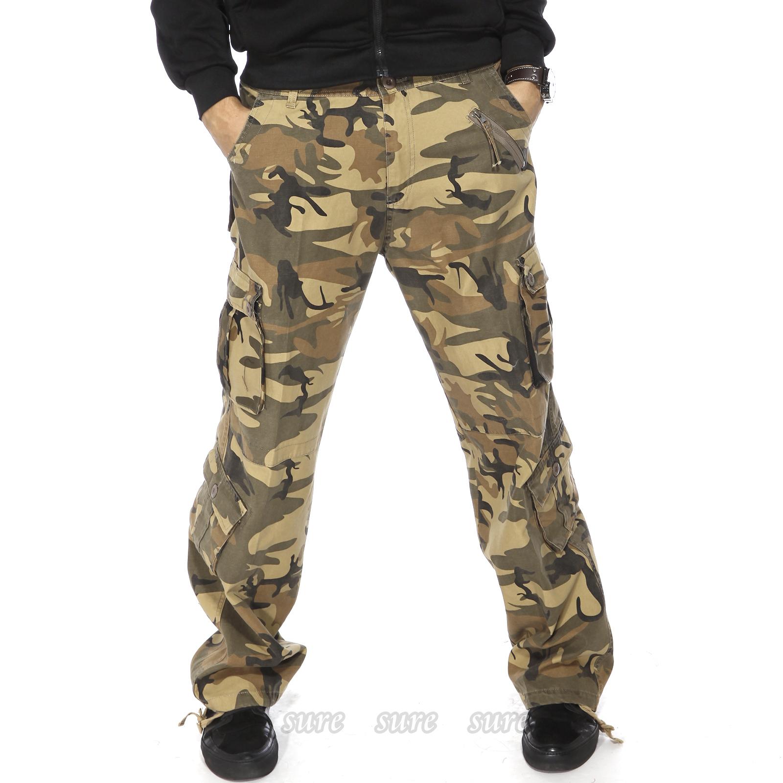 herrenhose army cargo jungen hose rangerhose bundeswehr tarn feldhose camouflage ebay. Black Bedroom Furniture Sets. Home Design Ideas