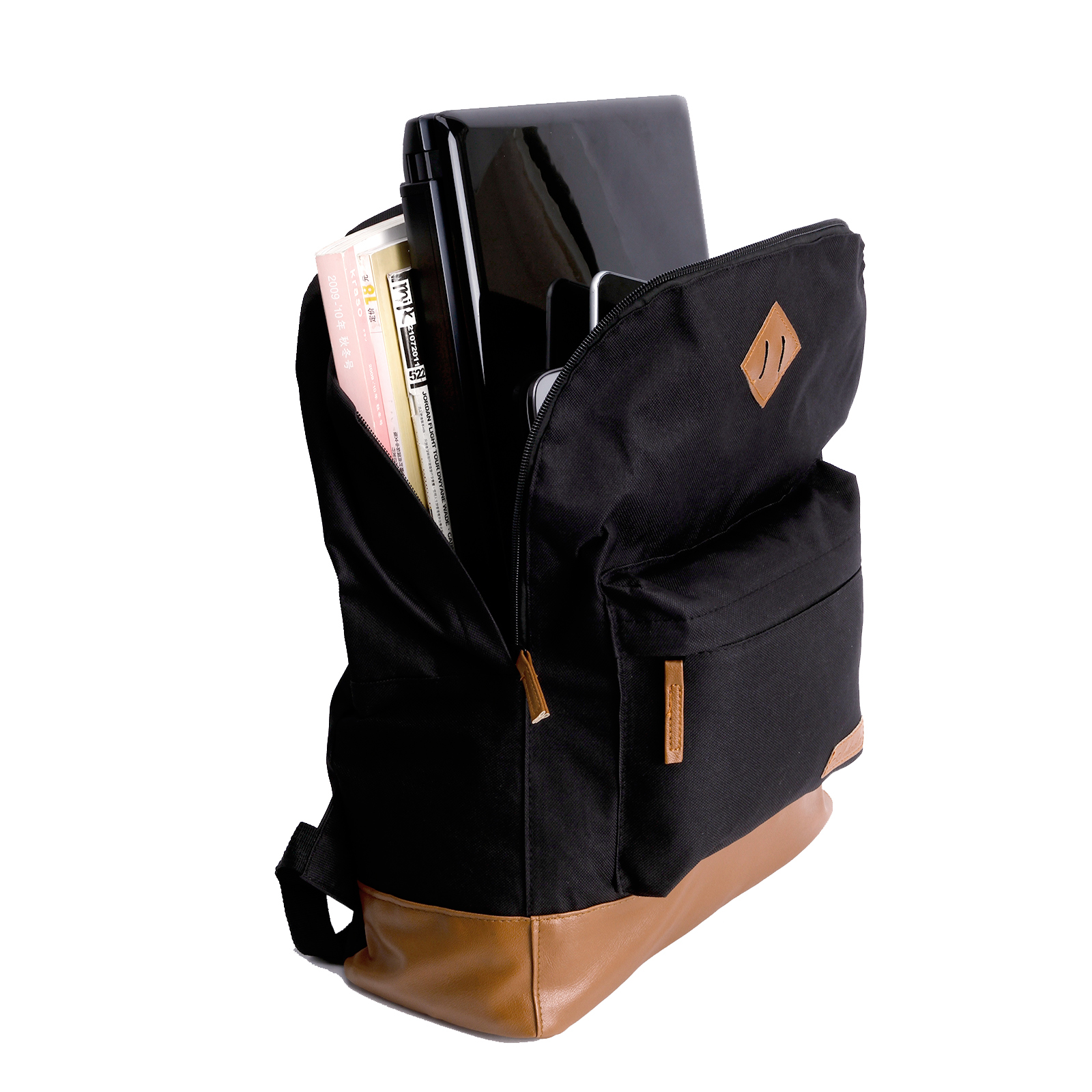 herren damen m dchen rucksack backpack sport schule laptop messenger taschen neu. Black Bedroom Furniture Sets. Home Design Ideas
