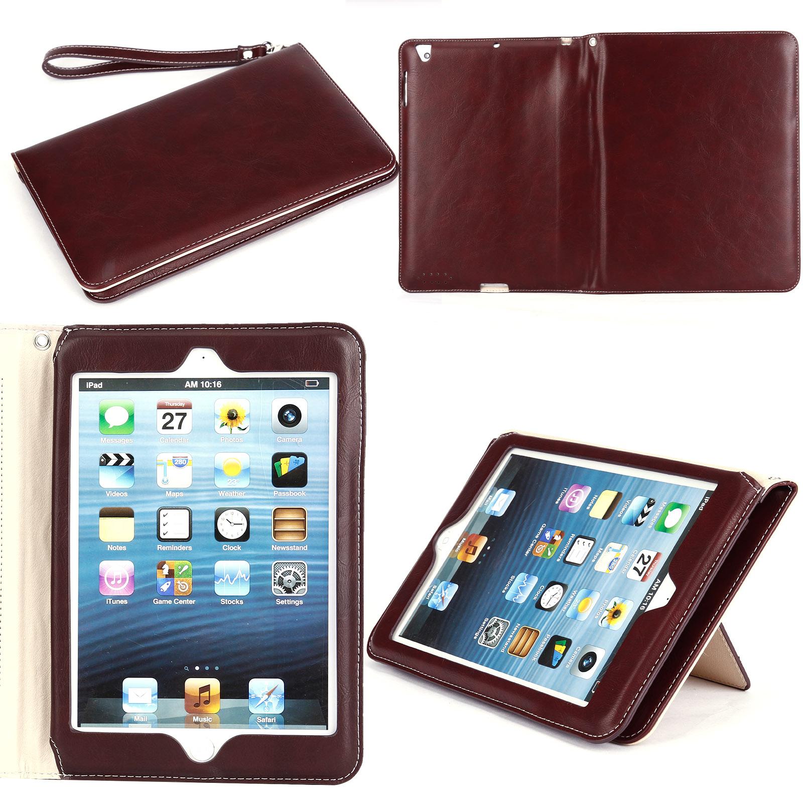 housse etui couverture pochette pour ipad mini 1 2 3 ipad pro 9 7 ipad air 2 ebay. Black Bedroom Furniture Sets. Home Design Ideas
