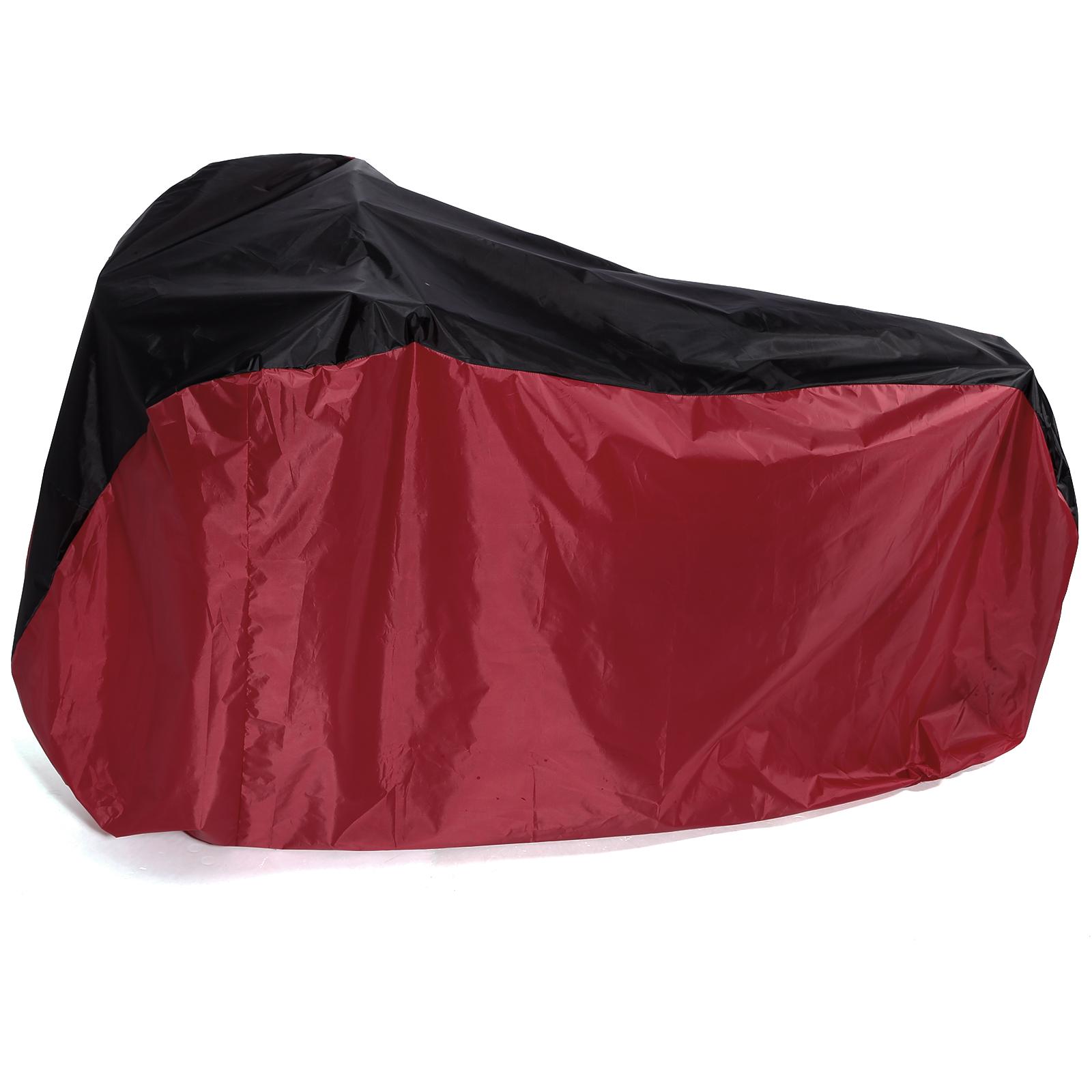 fahrrad h lle schutzabdeckung abdeck plane fahrradgarage f r bis 3 fahrr der ebay. Black Bedroom Furniture Sets. Home Design Ideas