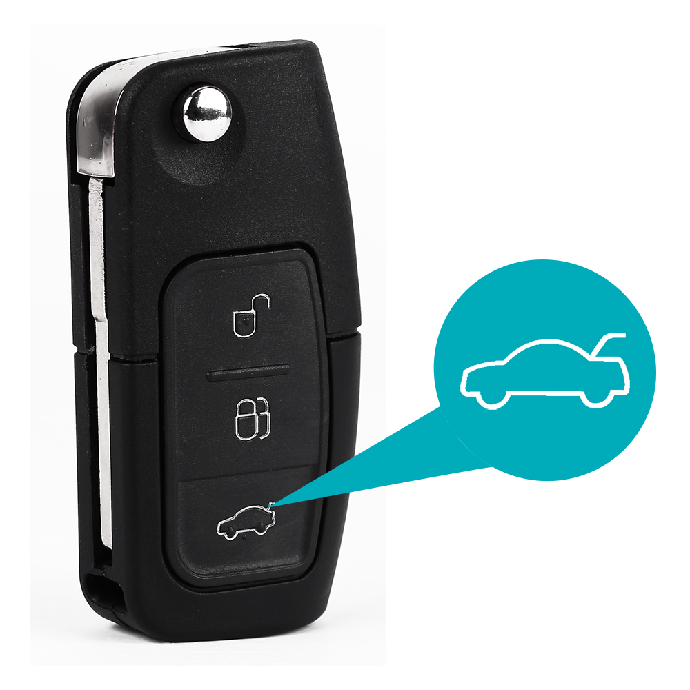 remote key fob replacement electronics for ford focus. Black Bedroom Furniture Sets. Home Design Ideas