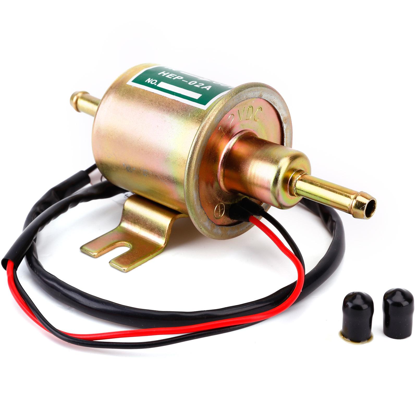 pompe electrique moteur diesel essence carburant gaz basse pression 12v hep 02a ebay. Black Bedroom Furniture Sets. Home Design Ideas