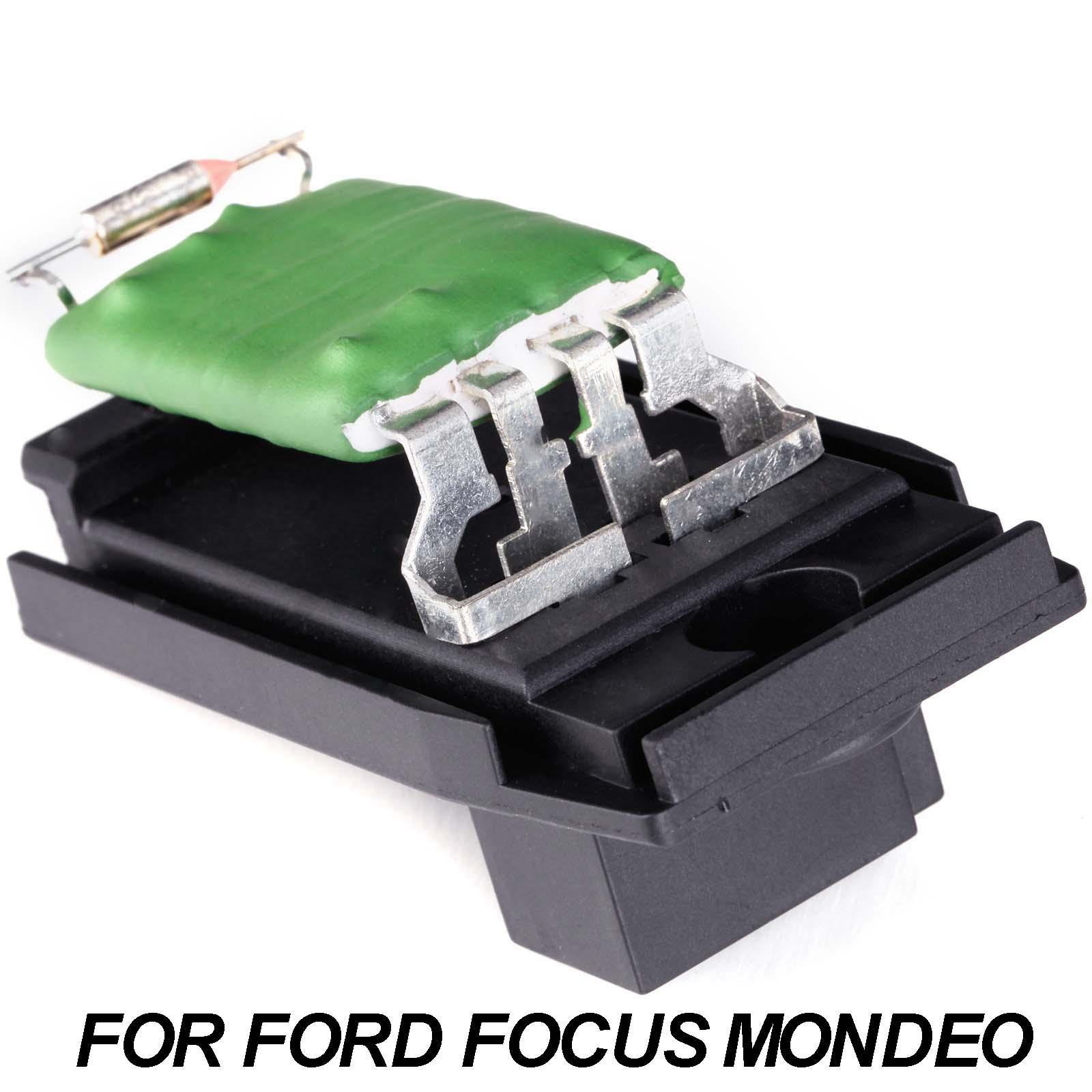 ford focus blower motor resistor part number