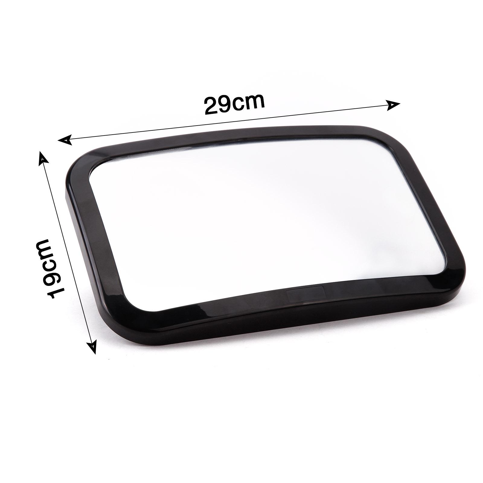 miroir de securite reglable vue de r troviseur voiture surveillance arri re ebay. Black Bedroom Furniture Sets. Home Design Ideas