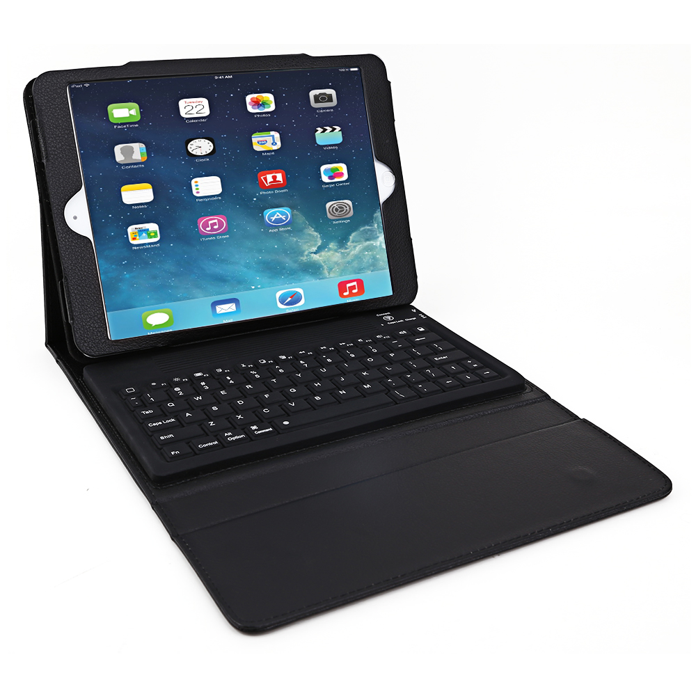 Bluetooth Wireless Keyboard Case For Apple IPad Mini/iPad Air/iPad 2/3/4