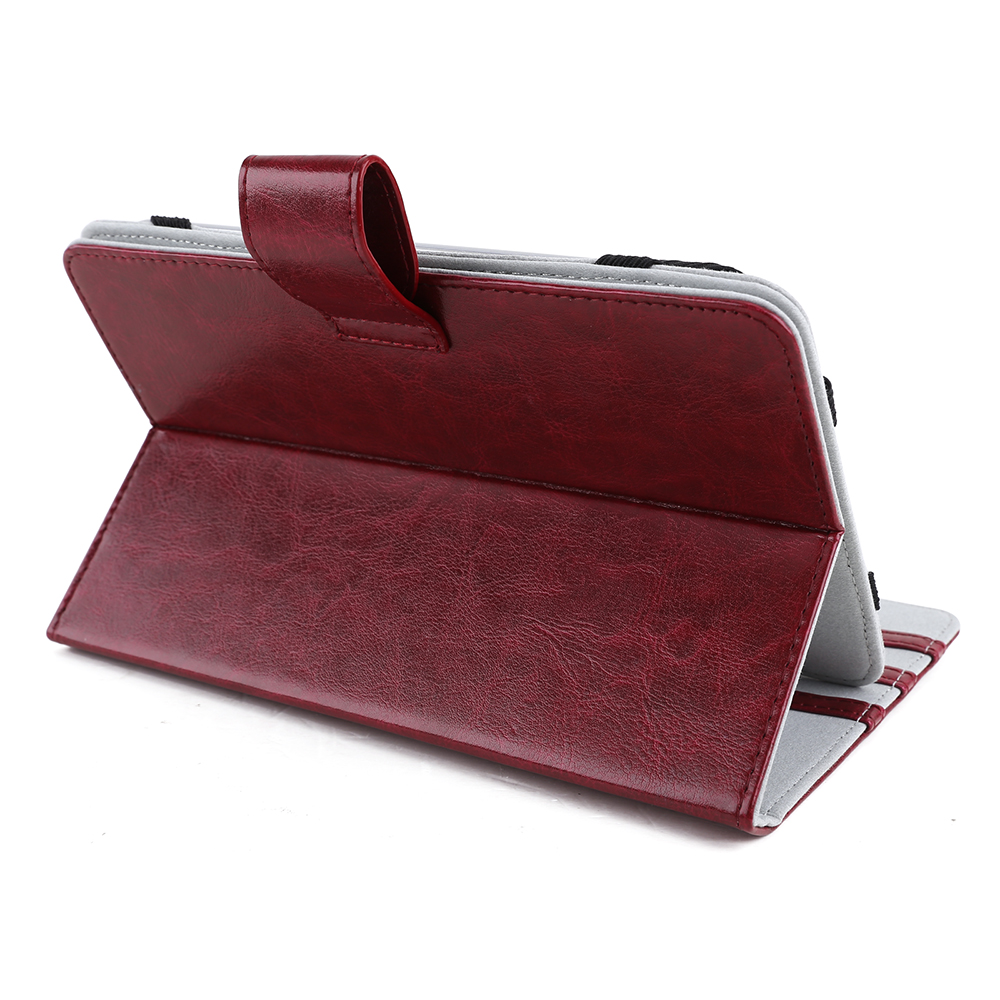 weinrot 360 case h lle tasche cover stand f r lenovo ideatab s6000 h ebay. Black Bedroom Furniture Sets. Home Design Ideas