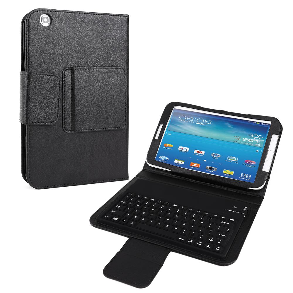 w hlbar tasche drahtlos tastatur case cover f samsung galaxy tab 3 7 0 8 0 10 0 ebay. Black Bedroom Furniture Sets. Home Design Ideas