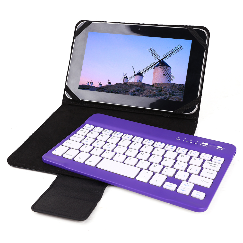"""Universal 7"""" 7 Inch Android Tablet PC Bluetooth Keyboard"""