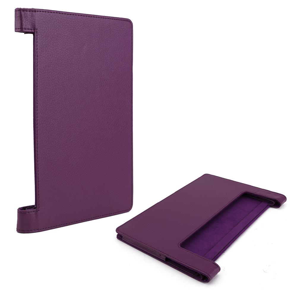 Violet housse etui pour tablette lenovo yoga tablet 10 1 for Housse lenovo yoga 500