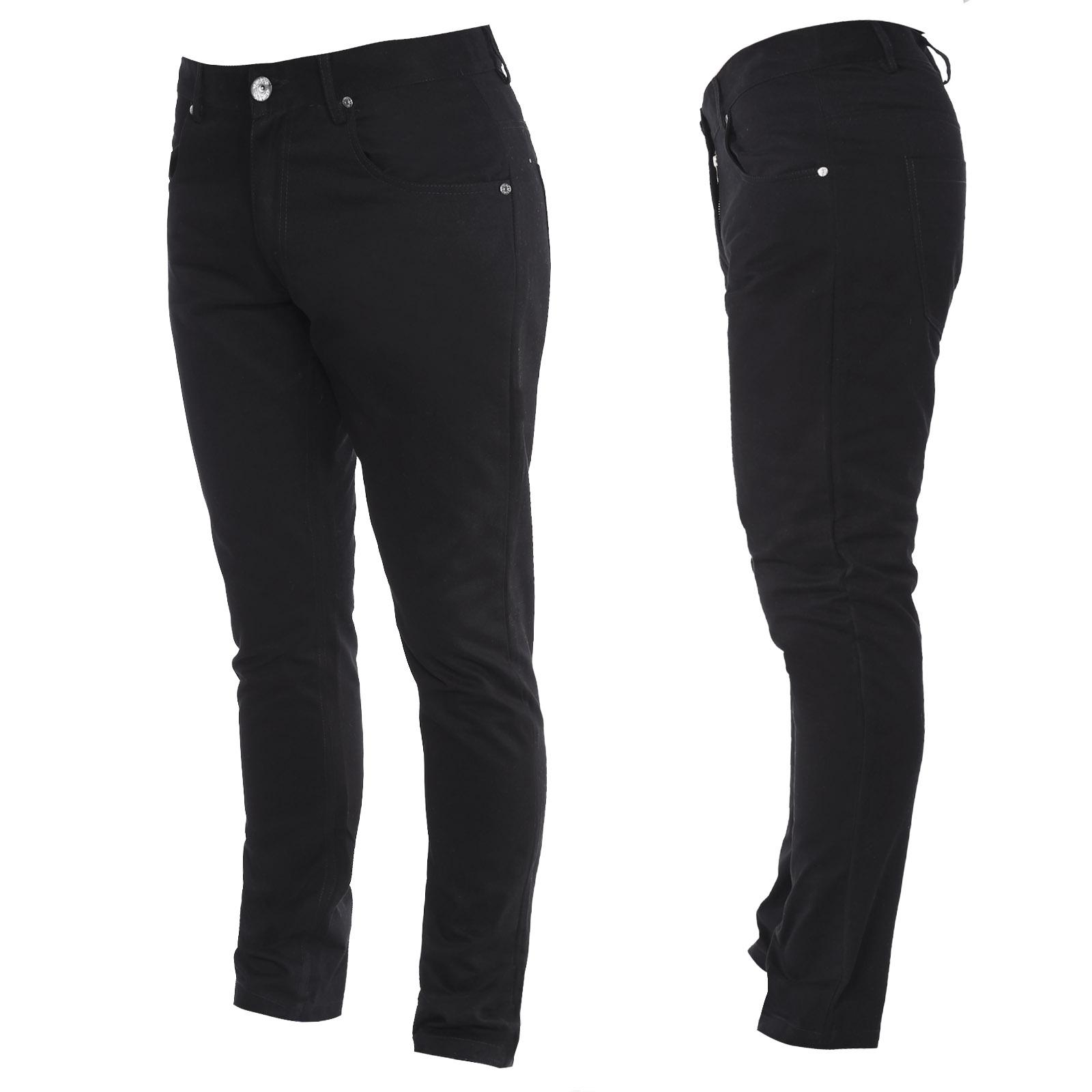 herren hose jeans chino fit jeanshose m nner freizeithose. Black Bedroom Furniture Sets. Home Design Ideas