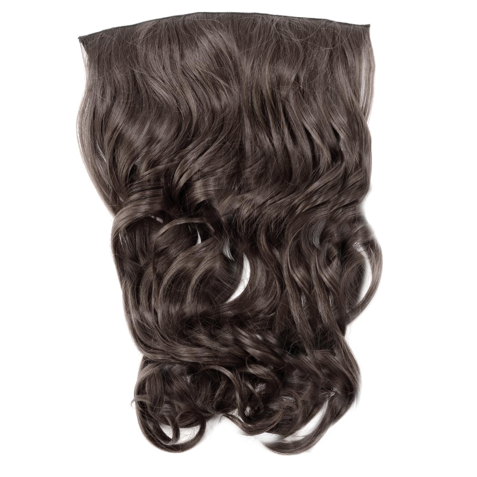 extension cheveux a clip fris ongule boucle rajout synthetique long 43 60 68 cm ebay. Black Bedroom Furniture Sets. Home Design Ideas