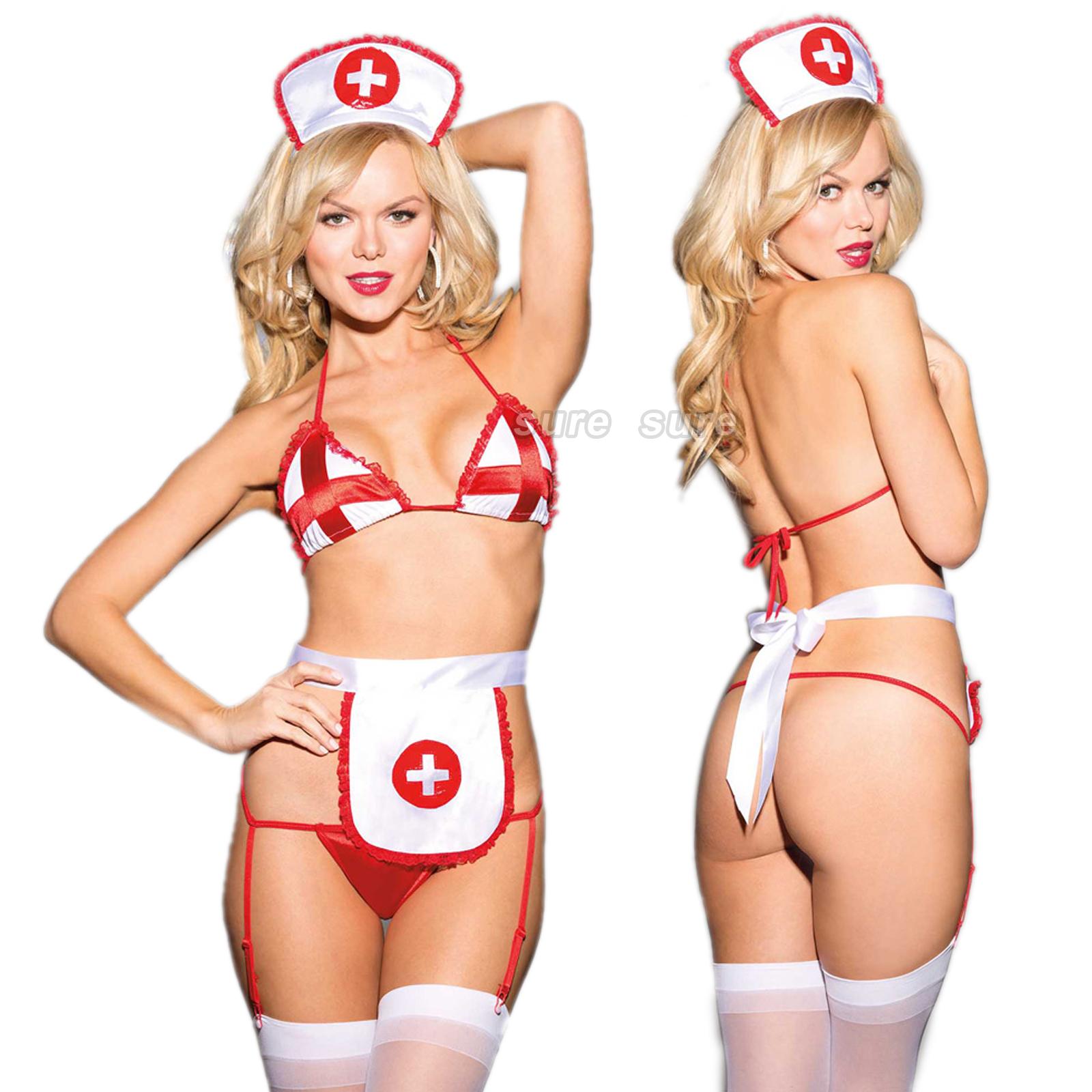 Sexy Krankenschwester zu sein