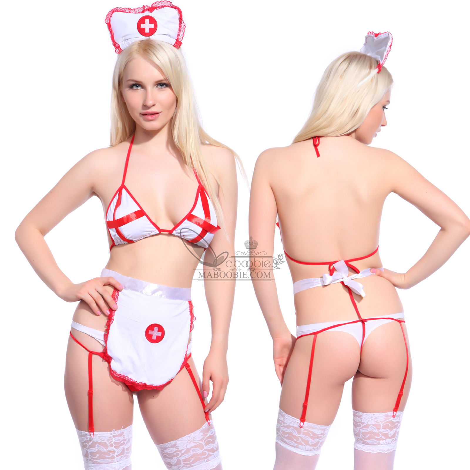 dirty sexy naked nurse