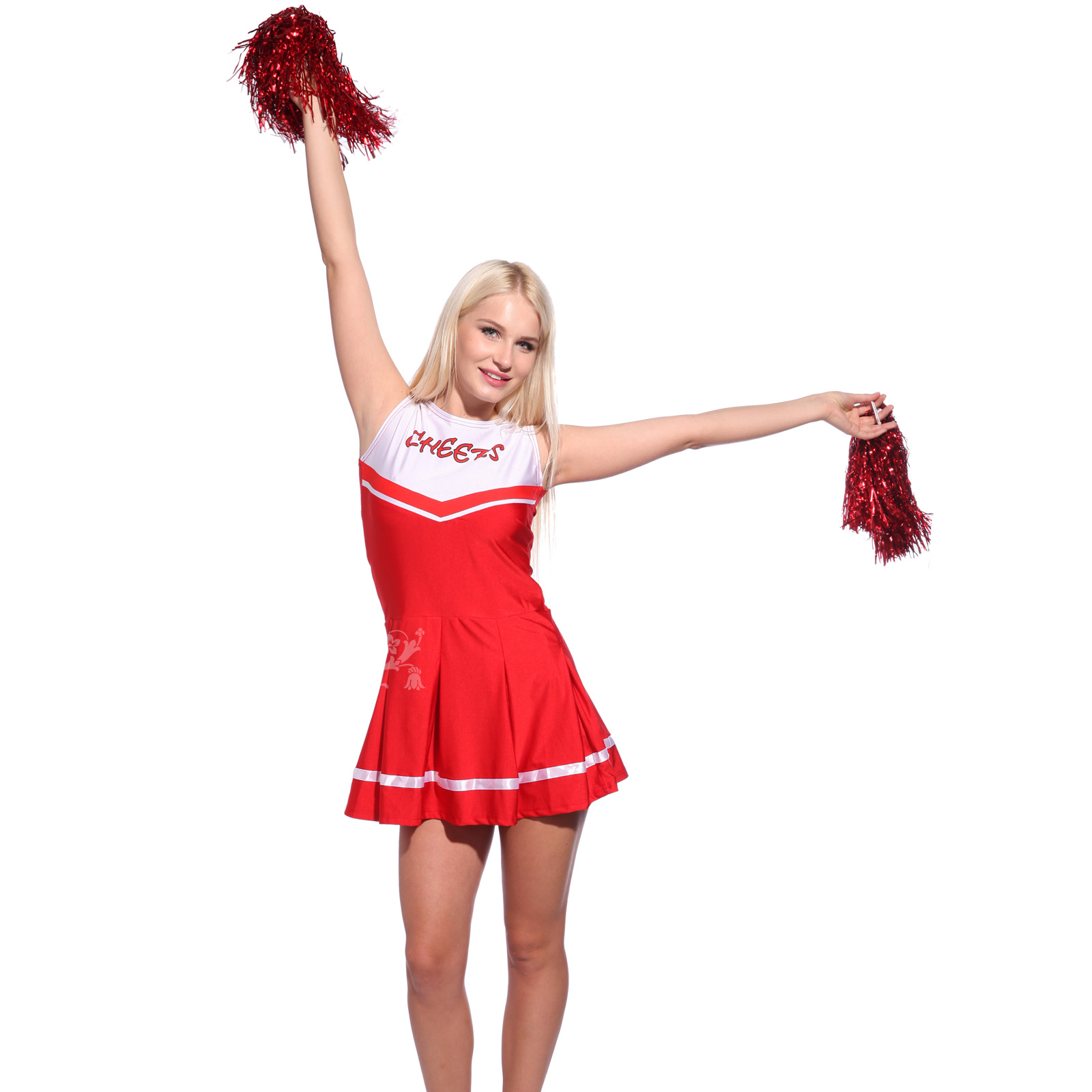 Glee High School Cheerleading Costume Cheerleader Clothes Outfit Dress AU 6 - 16 | eBay