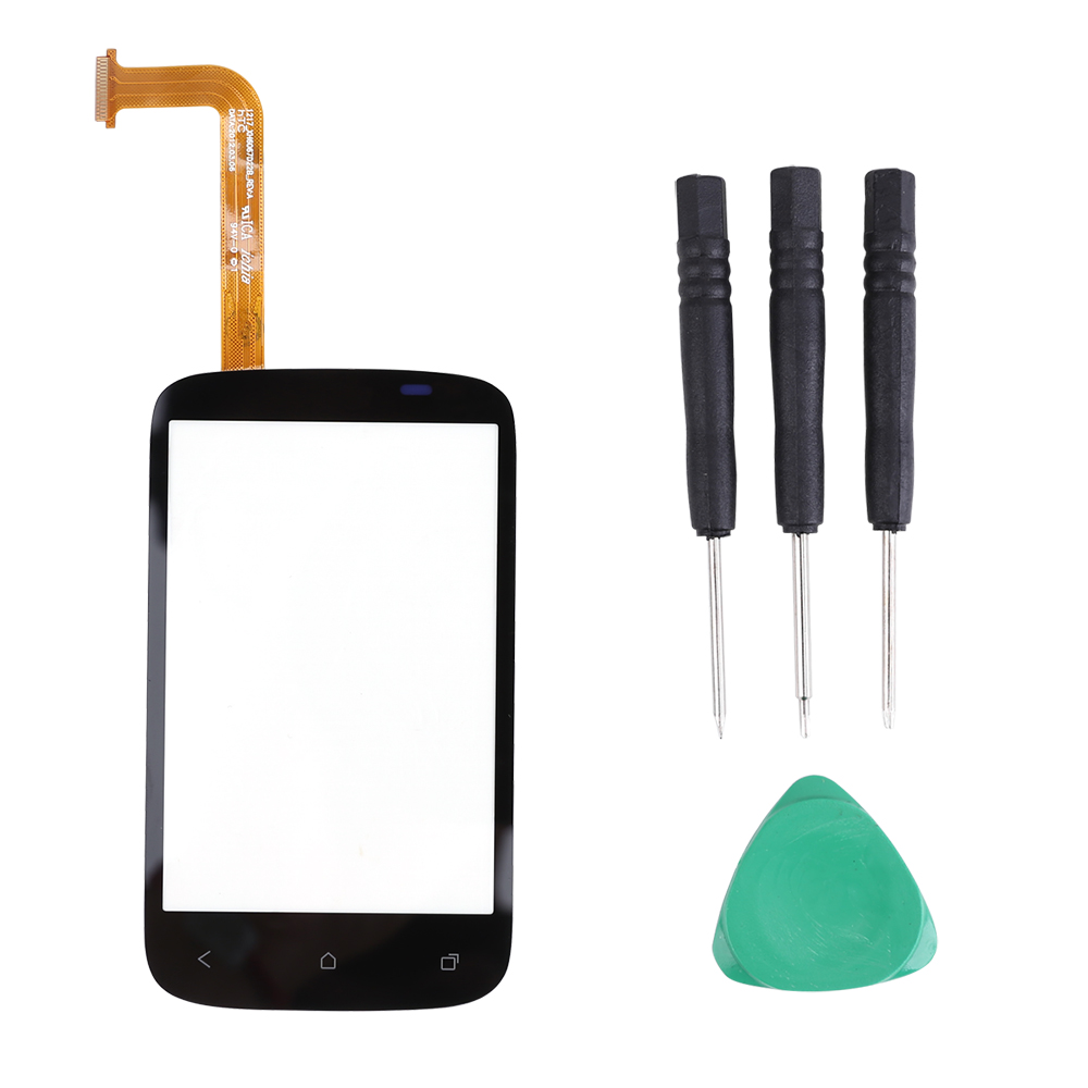 Touchscreen-fuer-HTC-Desire-C-Display-Glas-Digitizer-Werkzeug-Set