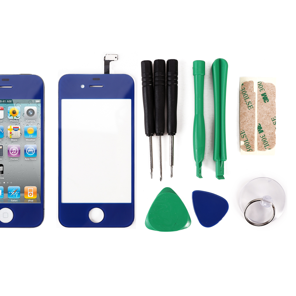 iphone 4s screen replacement kit iphone 4s screen. Black Bedroom Furniture Sets. Home Design Ideas