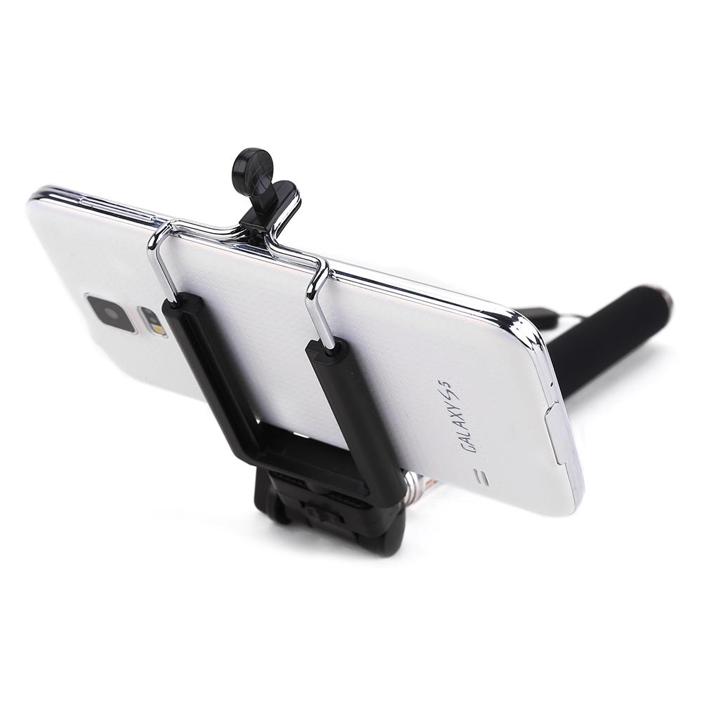 extendable selfie handheld stick monopod for samsung galaxy note 2 3 4 ebay. Black Bedroom Furniture Sets. Home Design Ideas