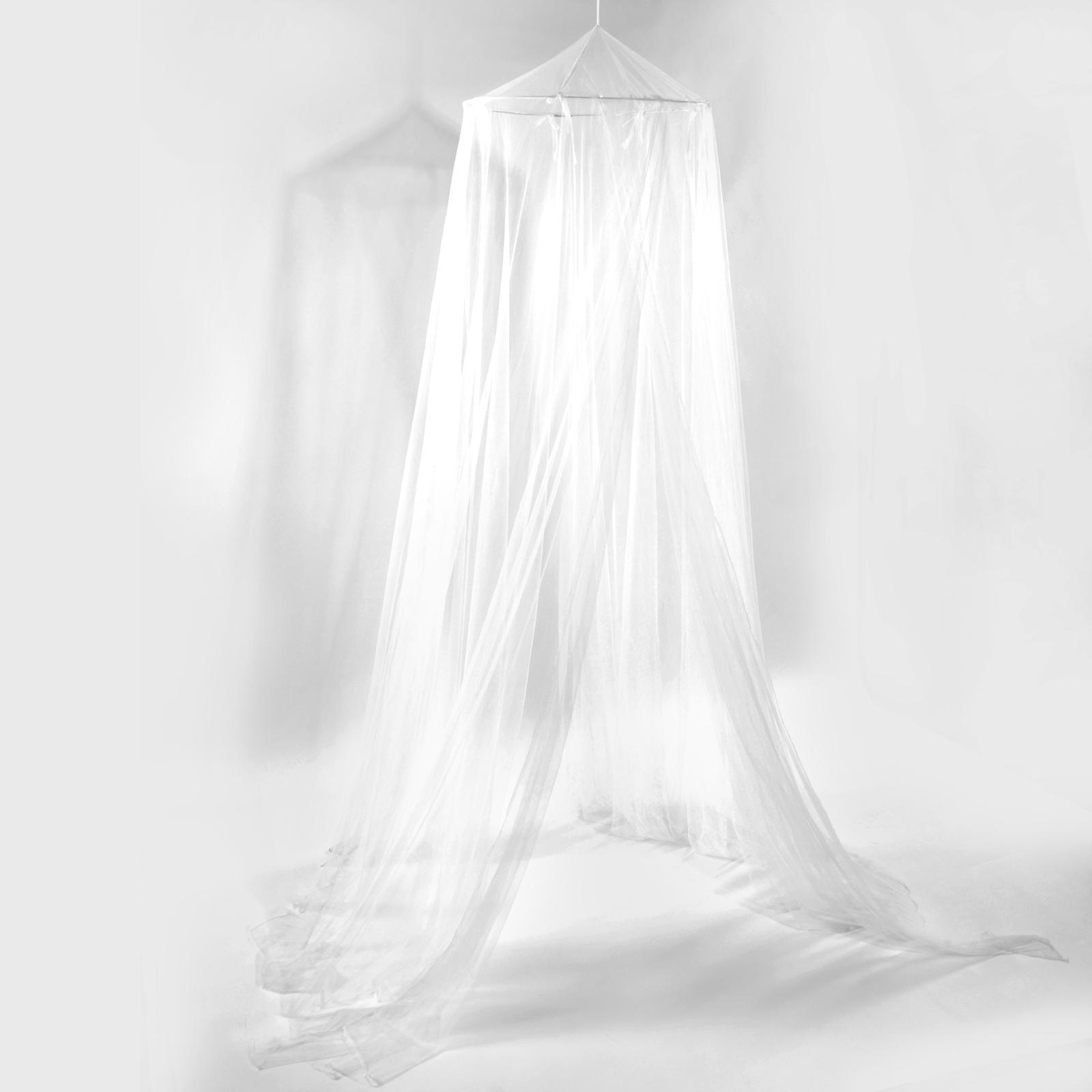 camping moustiquaire mosquito net ciel lit rond 1 2 personne voyage randonne ebay. Black Bedroom Furniture Sets. Home Design Ideas