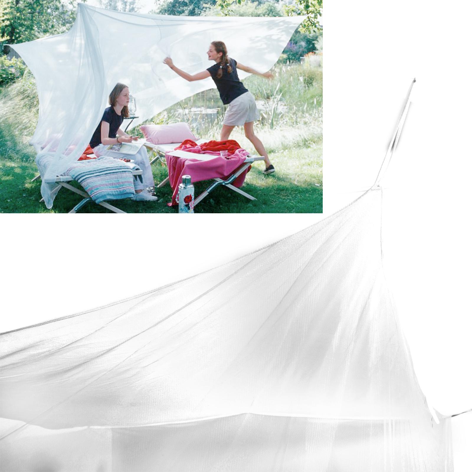 anti moustique insectes moustiquaire ciel lit 1 2 personne voyage randonne camp. Black Bedroom Furniture Sets. Home Design Ideas