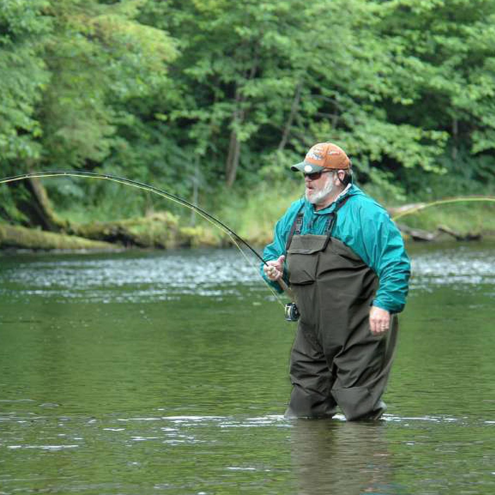 одежда для нахлыстовой рыбалки