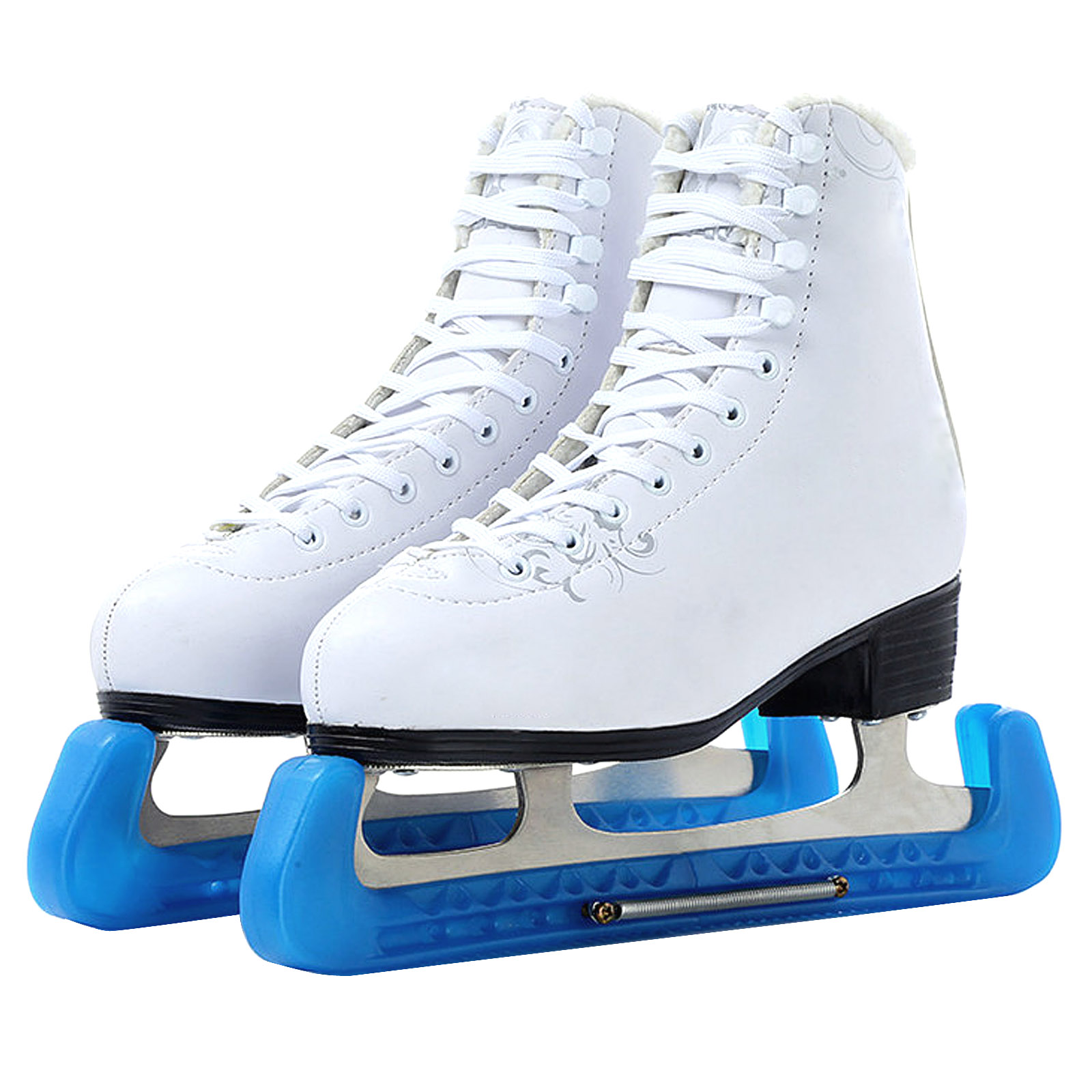 ice figure hockey skate blade protector guards one size