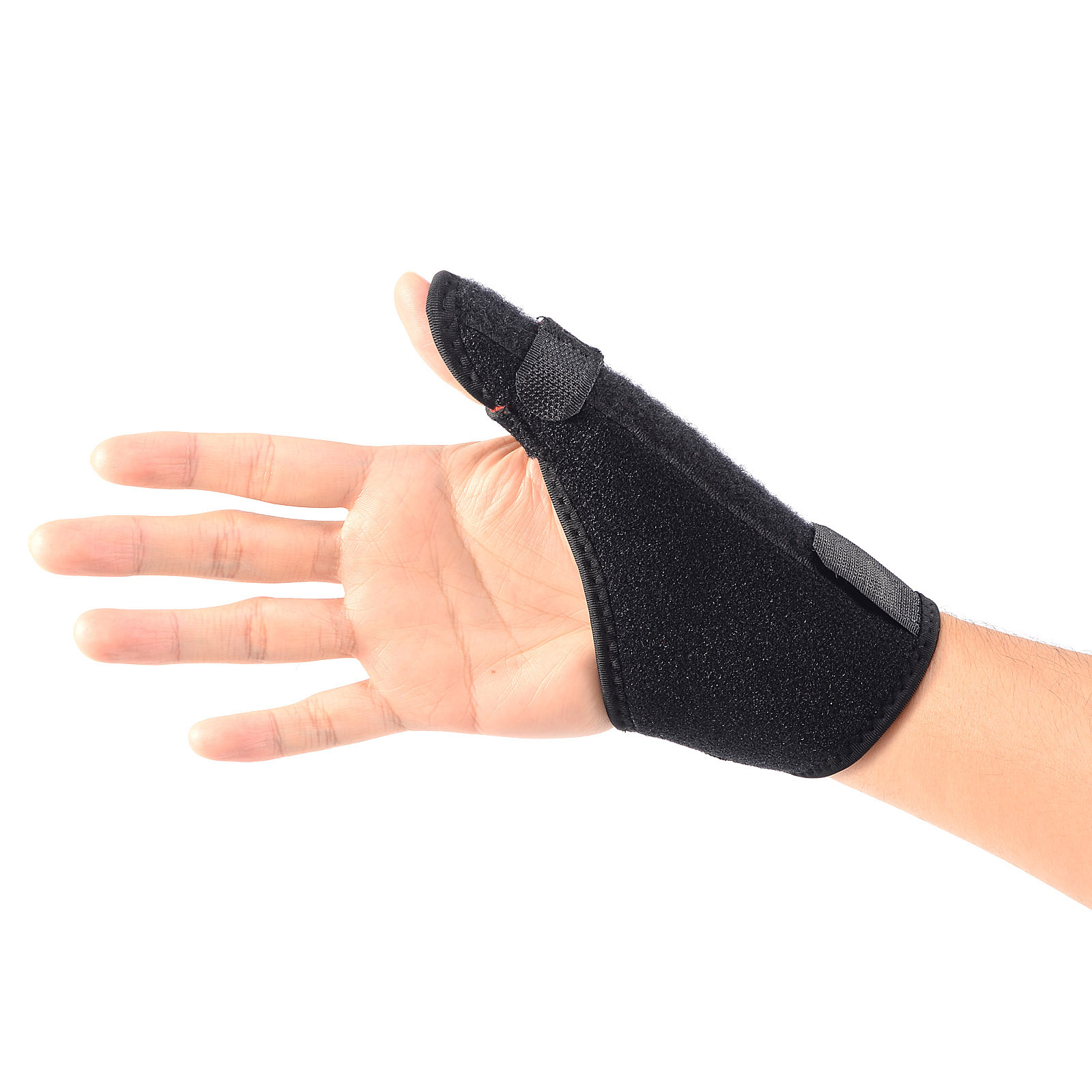 splint a thumb