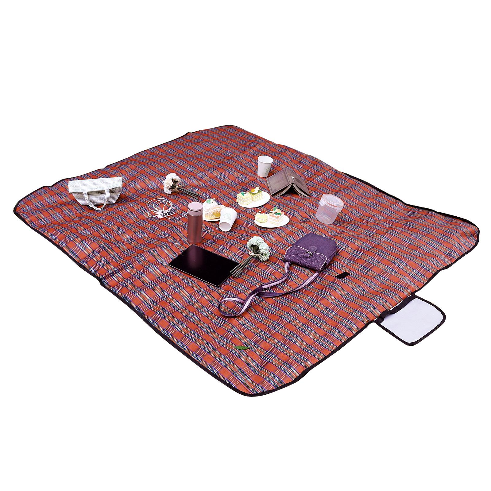Extra Waterproof Picnic Mat Blanket Rug Travel