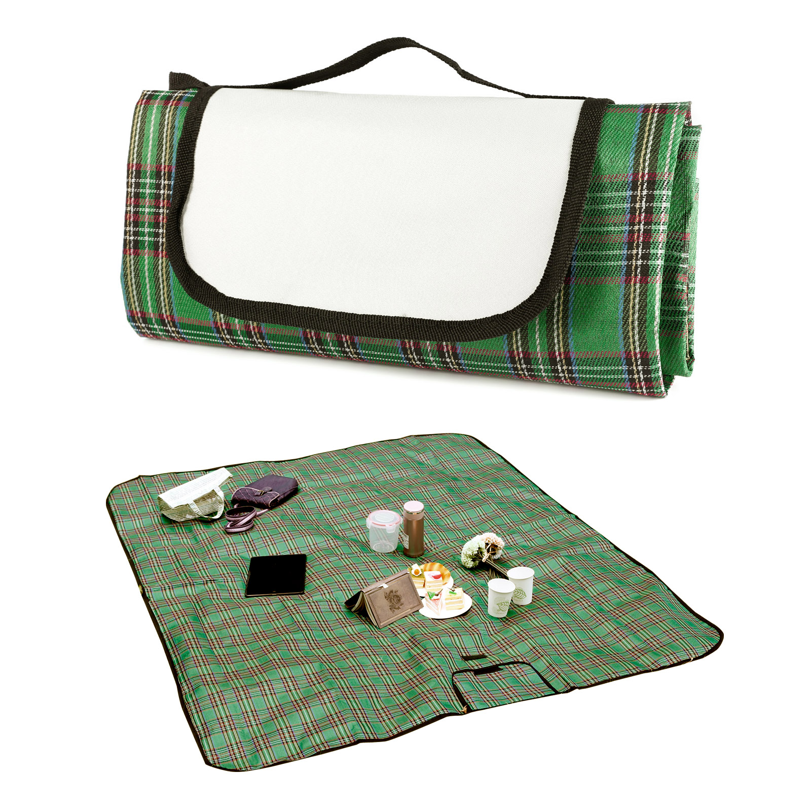 Picnic Blanket: Extra Large Waterproof Picnic Mat Blanket Rug Travel
