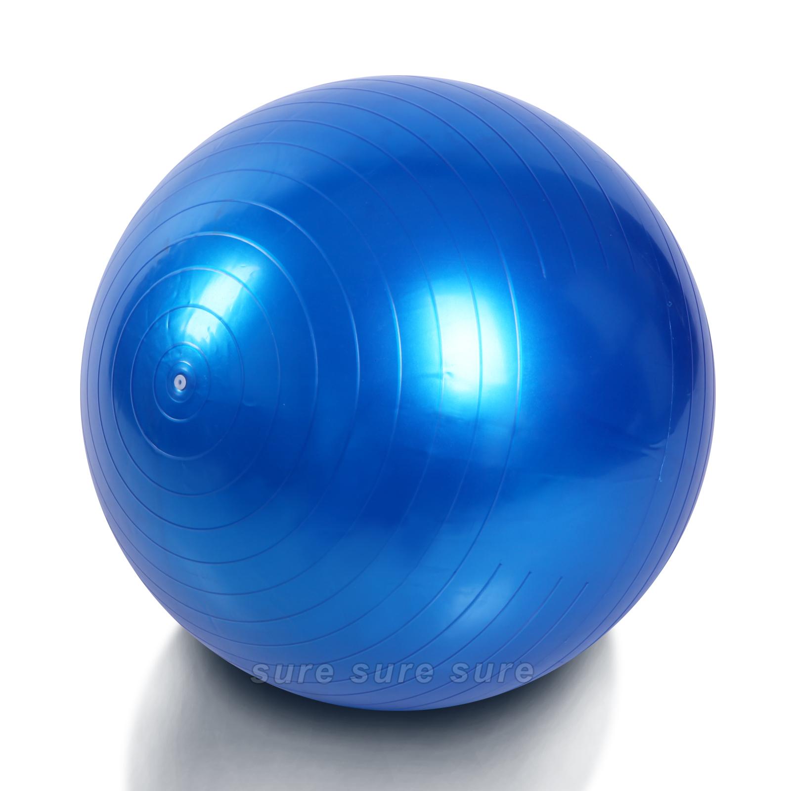Balance Ball Exercises For Pregnancy: Aerobic Ball Yoga Ball For GYM Yoga Pilates Pregnancy