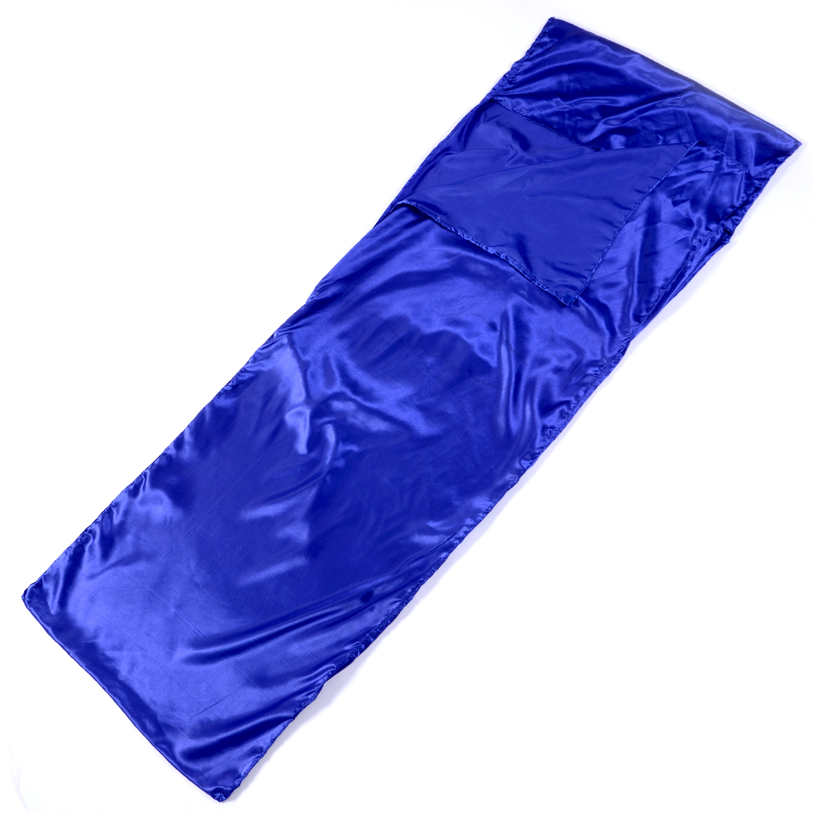 Single Silk Liner Sleeping Bag Hostel Travel Sack Sheet ...