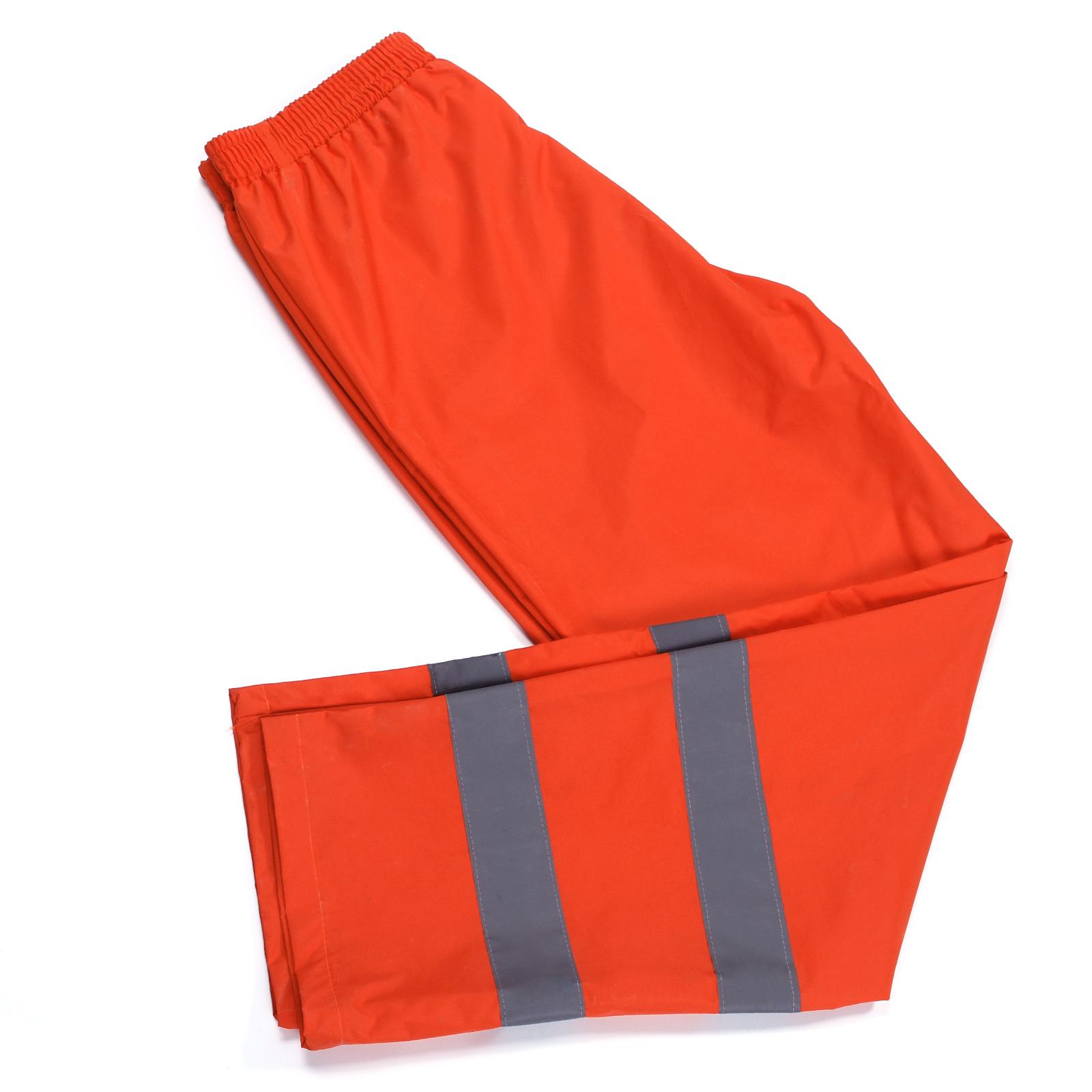 sur pantalon de travail impermeable securite haute visibilite high hi vis. Black Bedroom Furniture Sets. Home Design Ideas