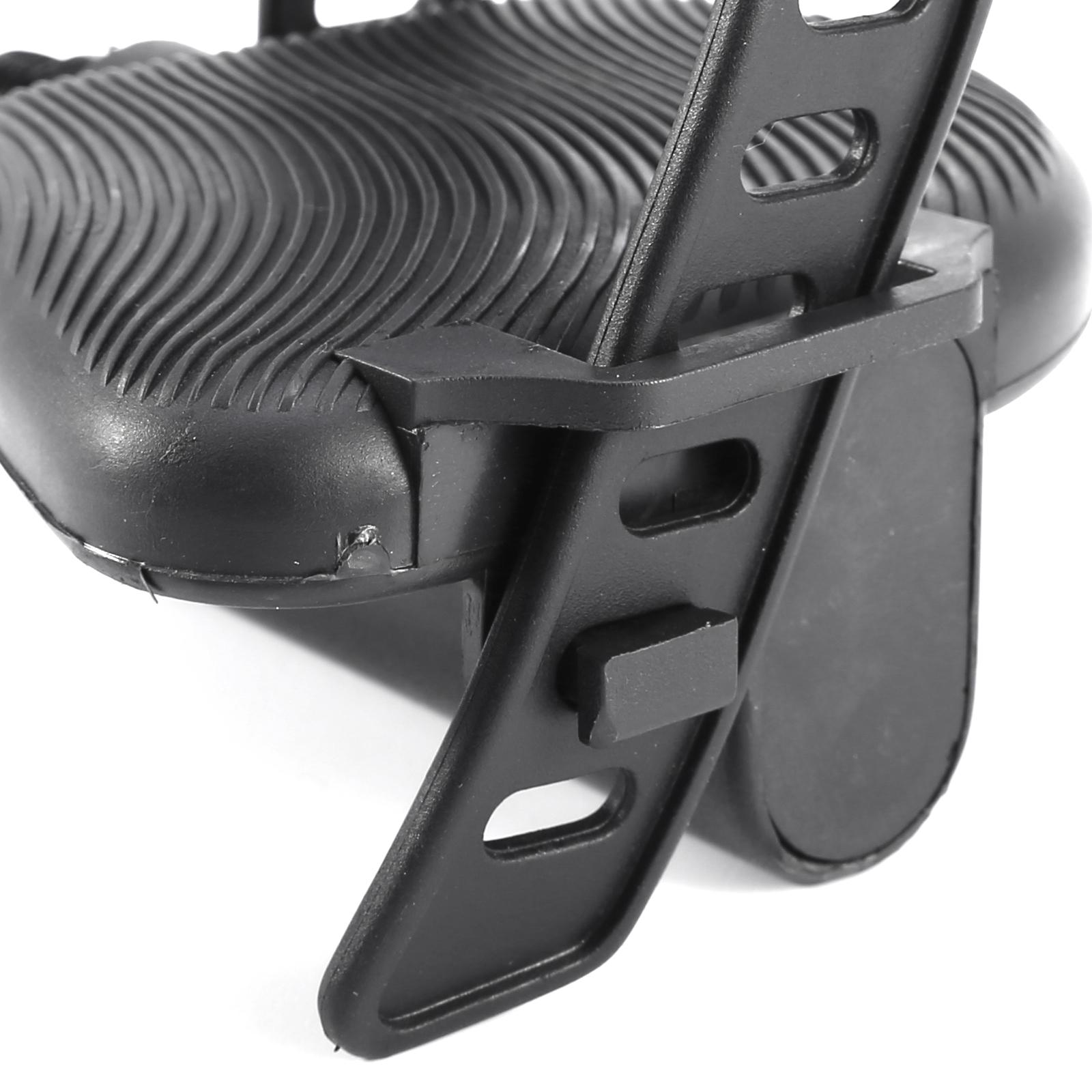 1 paar heimtrainerpedale mit riemen pedale f r heimtrainer wartungsfrei pedal ebay. Black Bedroom Furniture Sets. Home Design Ideas