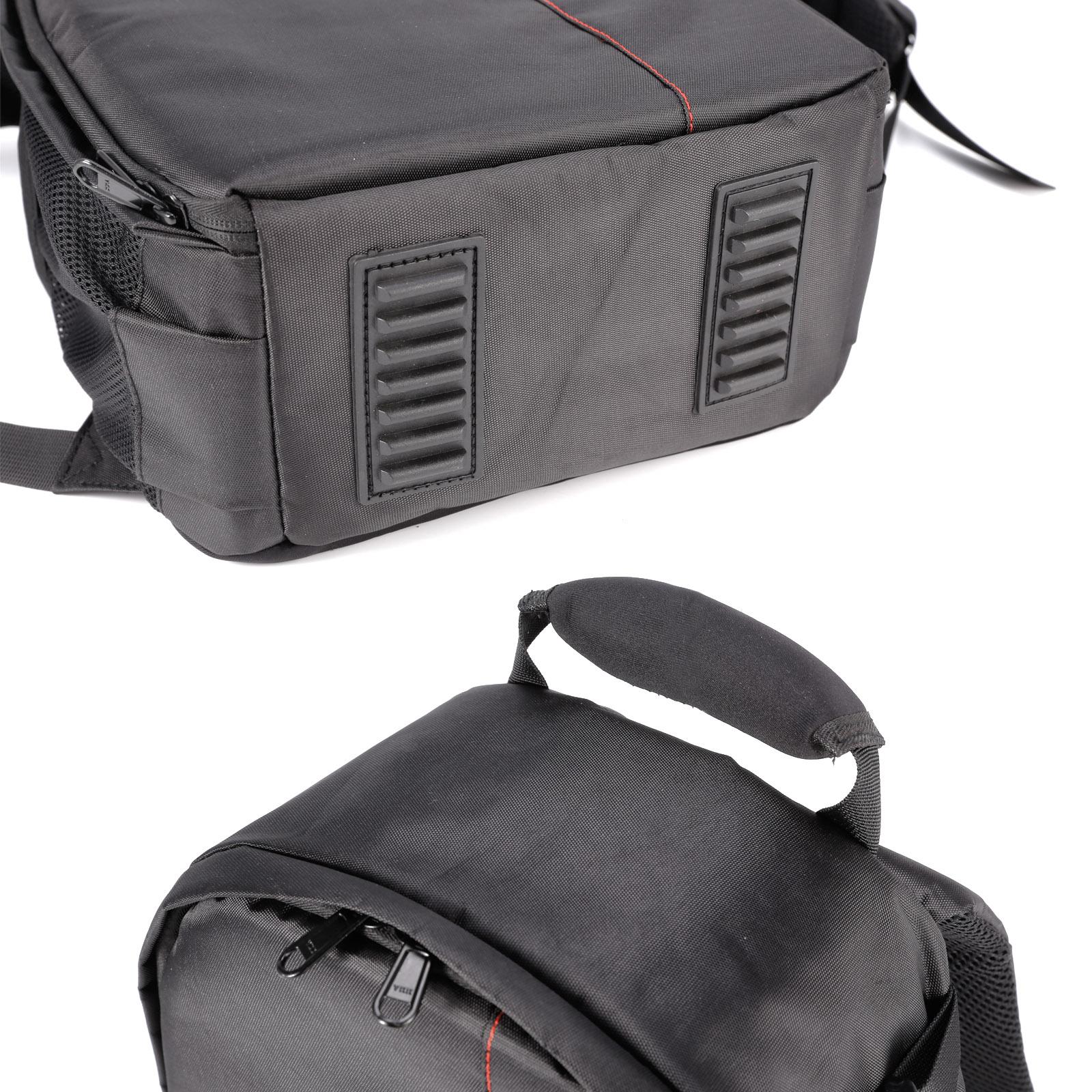 sac appareil photo reflex num rique dos sacs tanche dslr canon nikon sony ebay. Black Bedroom Furniture Sets. Home Design Ideas