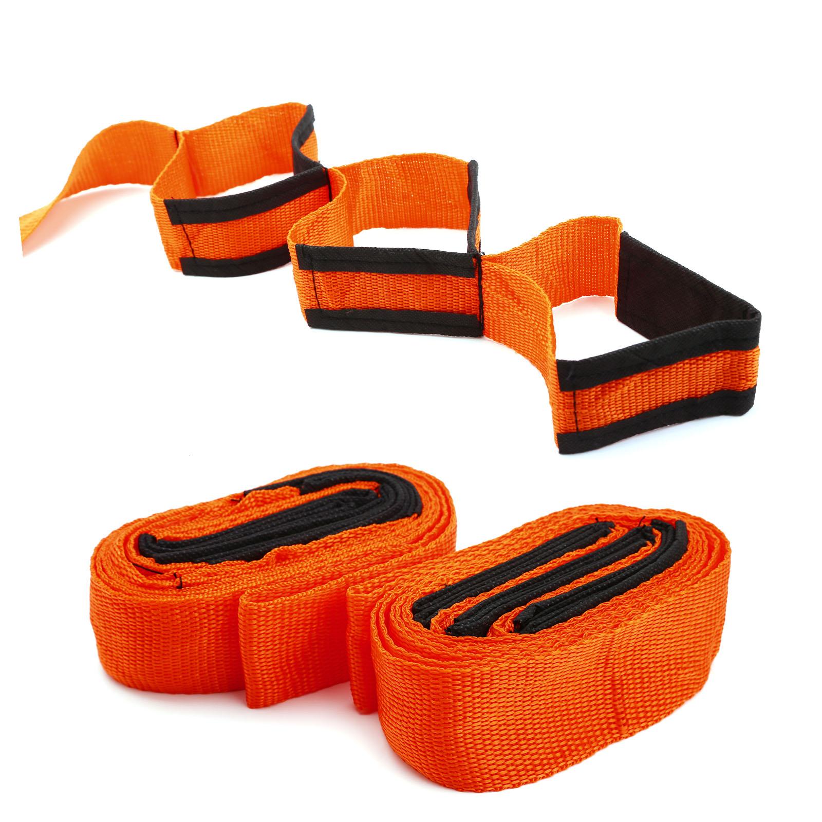 Forearm Moving Lifting Straps Belt Furniture Tv Beds Sofa Orange Ebay