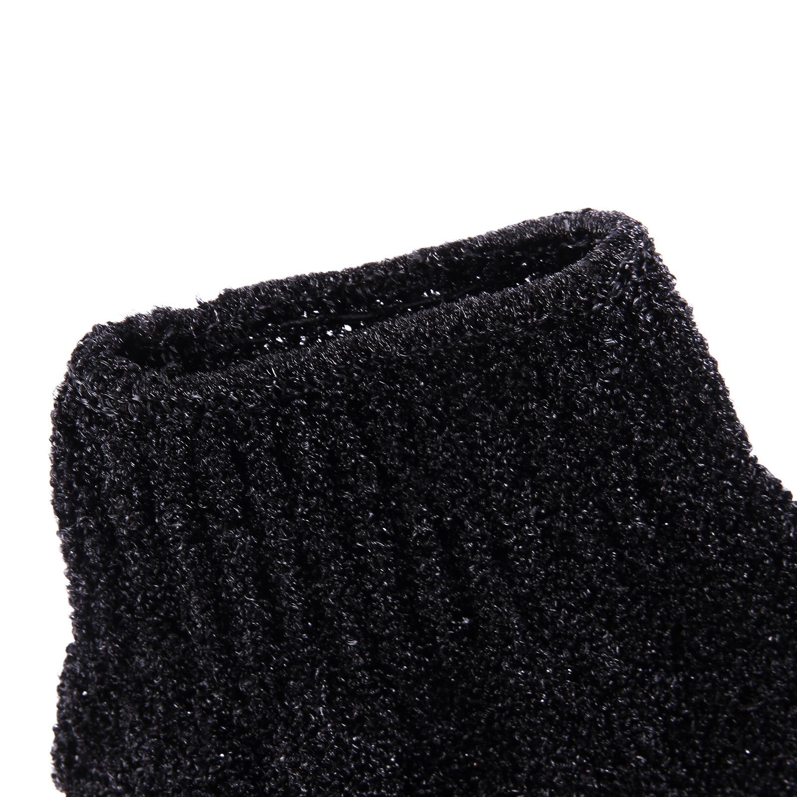 Nero nylon guanto protettivo isolante termico per - Materiale isolante termico ...