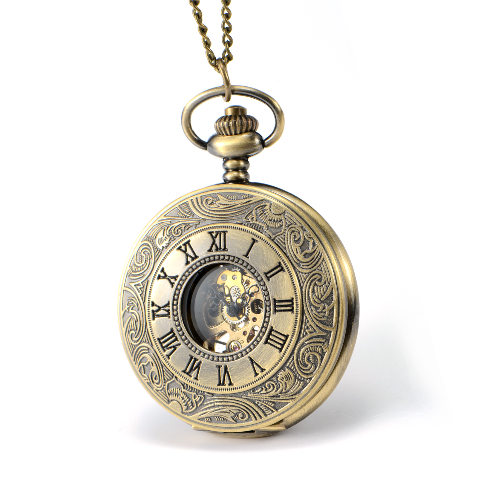 pocket watch hands antique