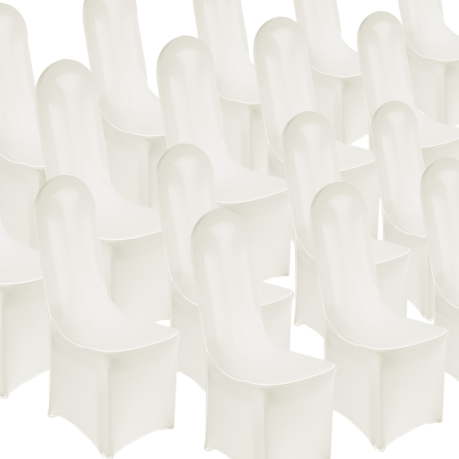 stuhlhusse husse strechhusse stuhlbezug stuhl berzug weiss 1 100 st ck ebay. Black Bedroom Furniture Sets. Home Design Ideas