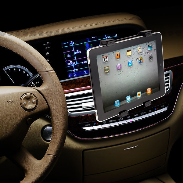 support voiture a ration pour ipad gps ebook apad dvd ebay. Black Bedroom Furniture Sets. Home Design Ideas
