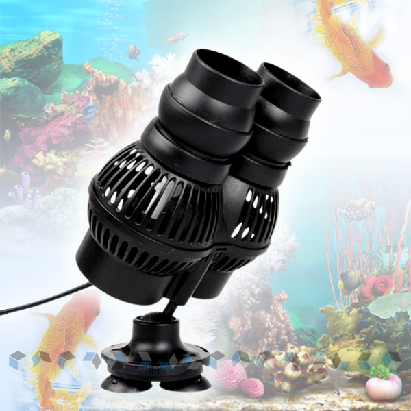 6000l h marine wave maker aquarium fish tank power head ebay for Fish tank wave maker