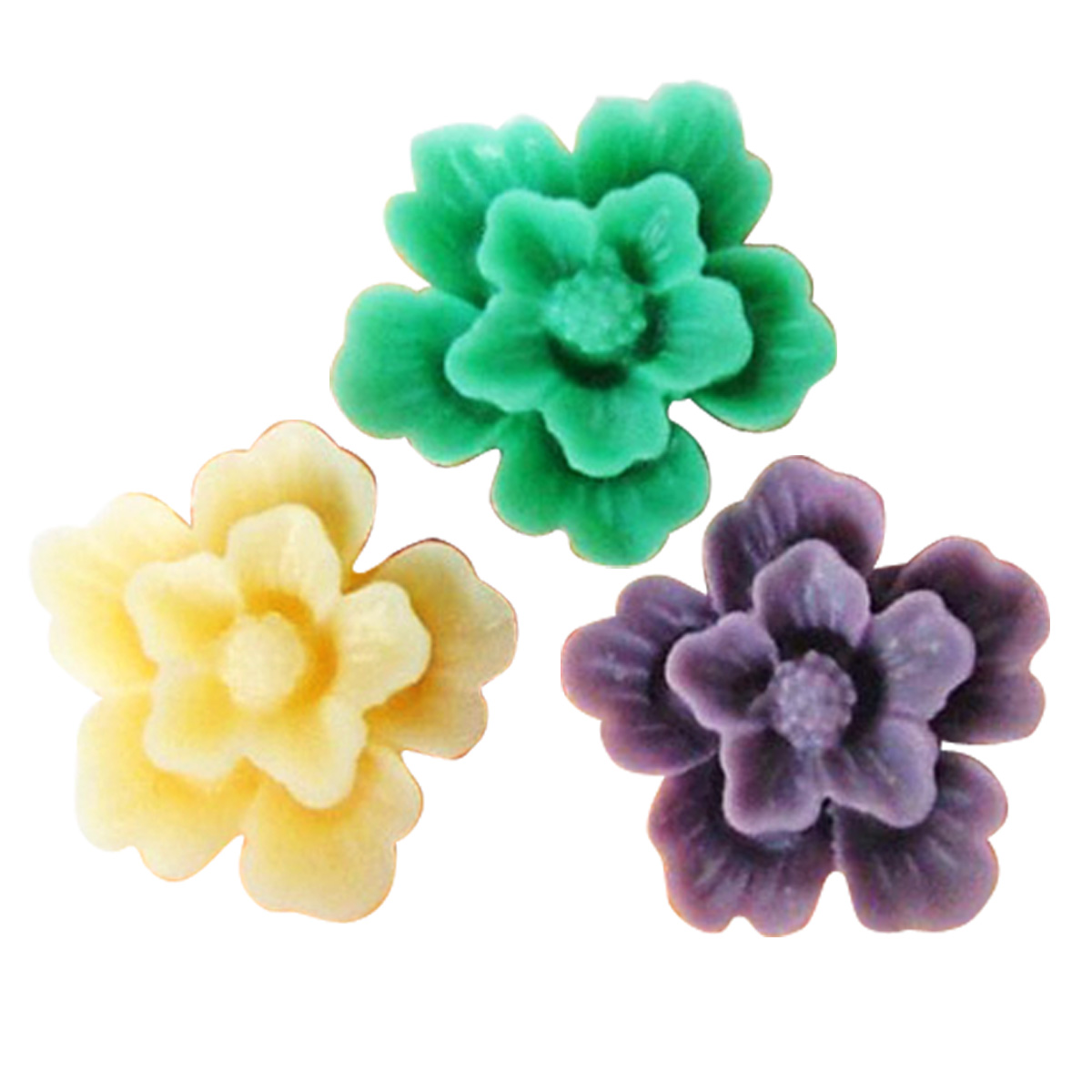 Cake Art Flower Moulding Paste Instructions : Silicone Icing Mould Cake Cupcake Mold Flower Sugar Paste ...
