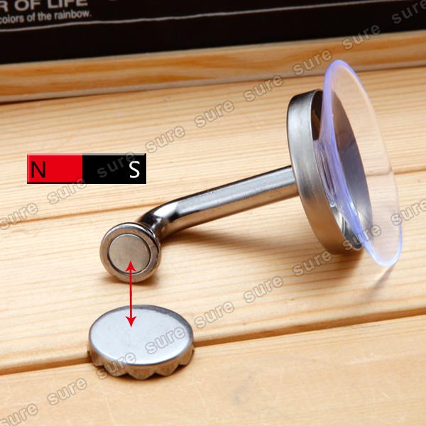 magnet seife halter seifenhalter seifenschale seifenablage f r badezimmer ebay. Black Bedroom Furniture Sets. Home Design Ideas