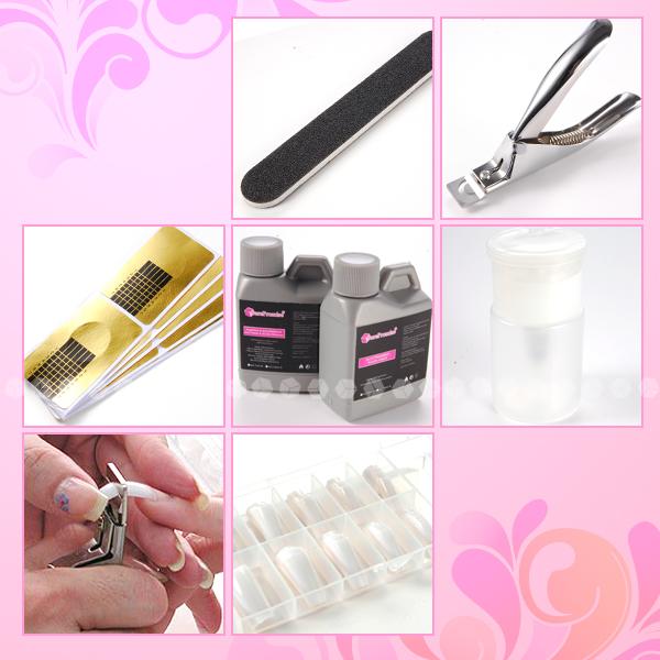 Acrylic Nail Removal Kit - Nails Gallery