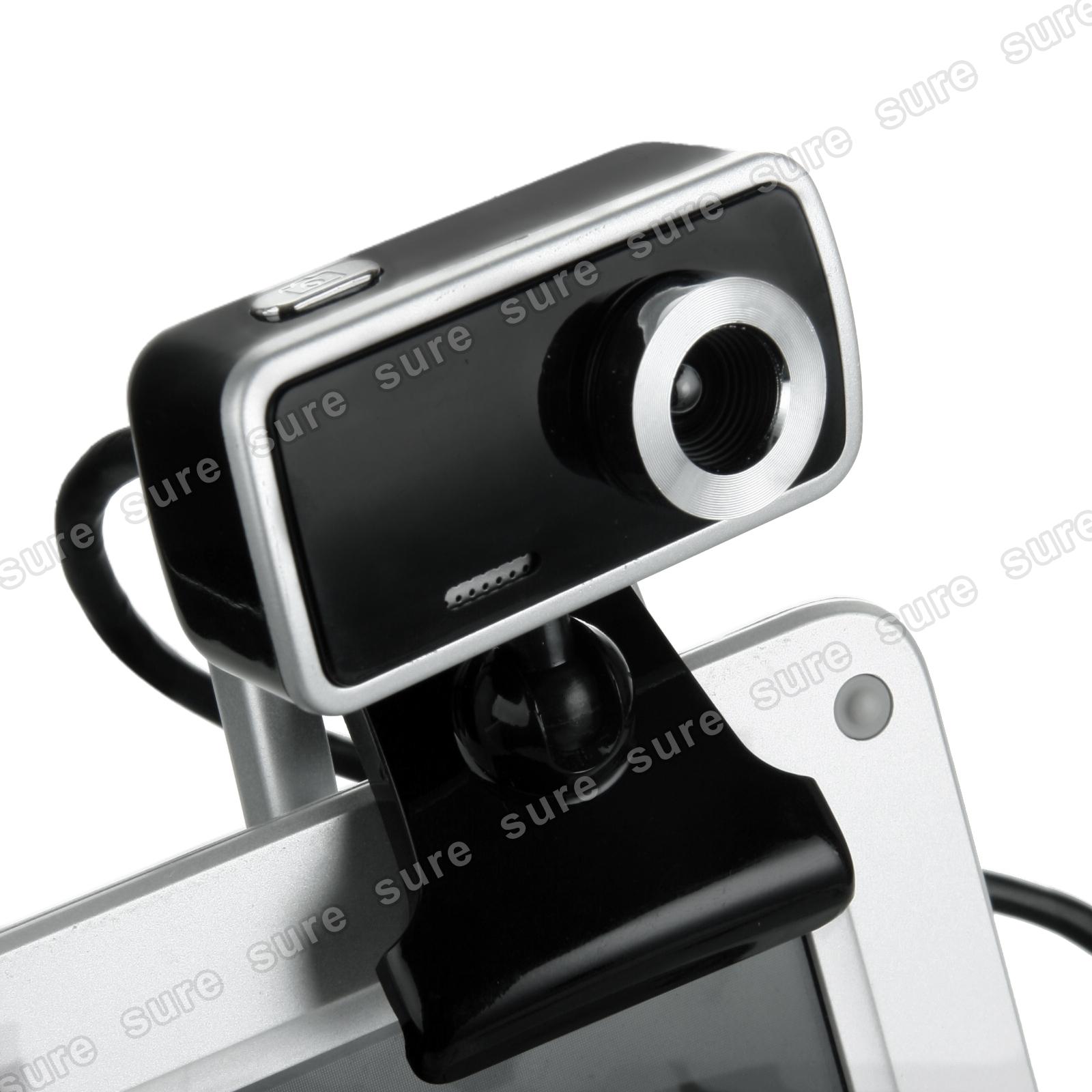 20 megapixel hd pc laptop skype webcam web cam usb with microphone mic ebay. Black Bedroom Furniture Sets. Home Design Ideas